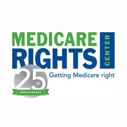 Medicare Rights Center 25th Anniversary Logo