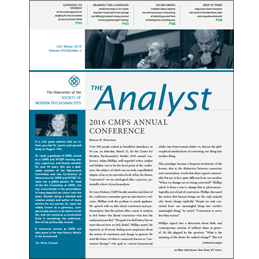 The Analyst Newsletter