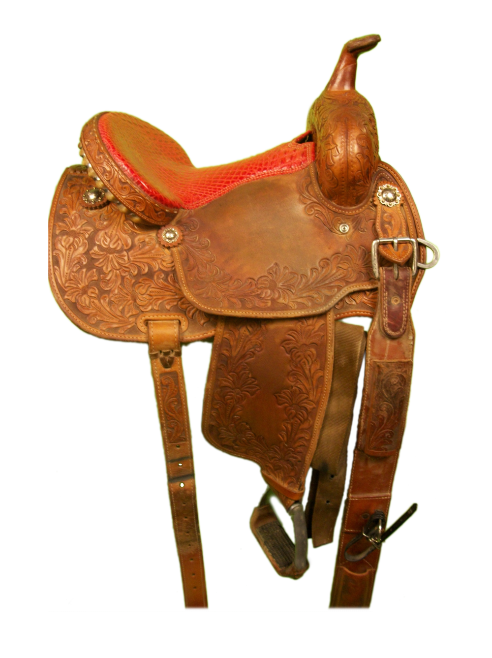 USED BARREL SADDLES