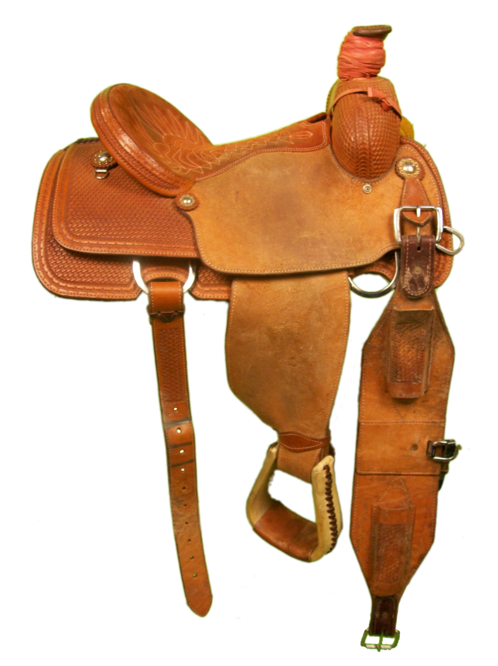 USED ROPING SADDLES