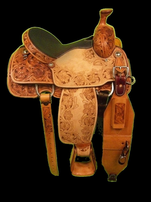 Team Roping Saddles   DS Series