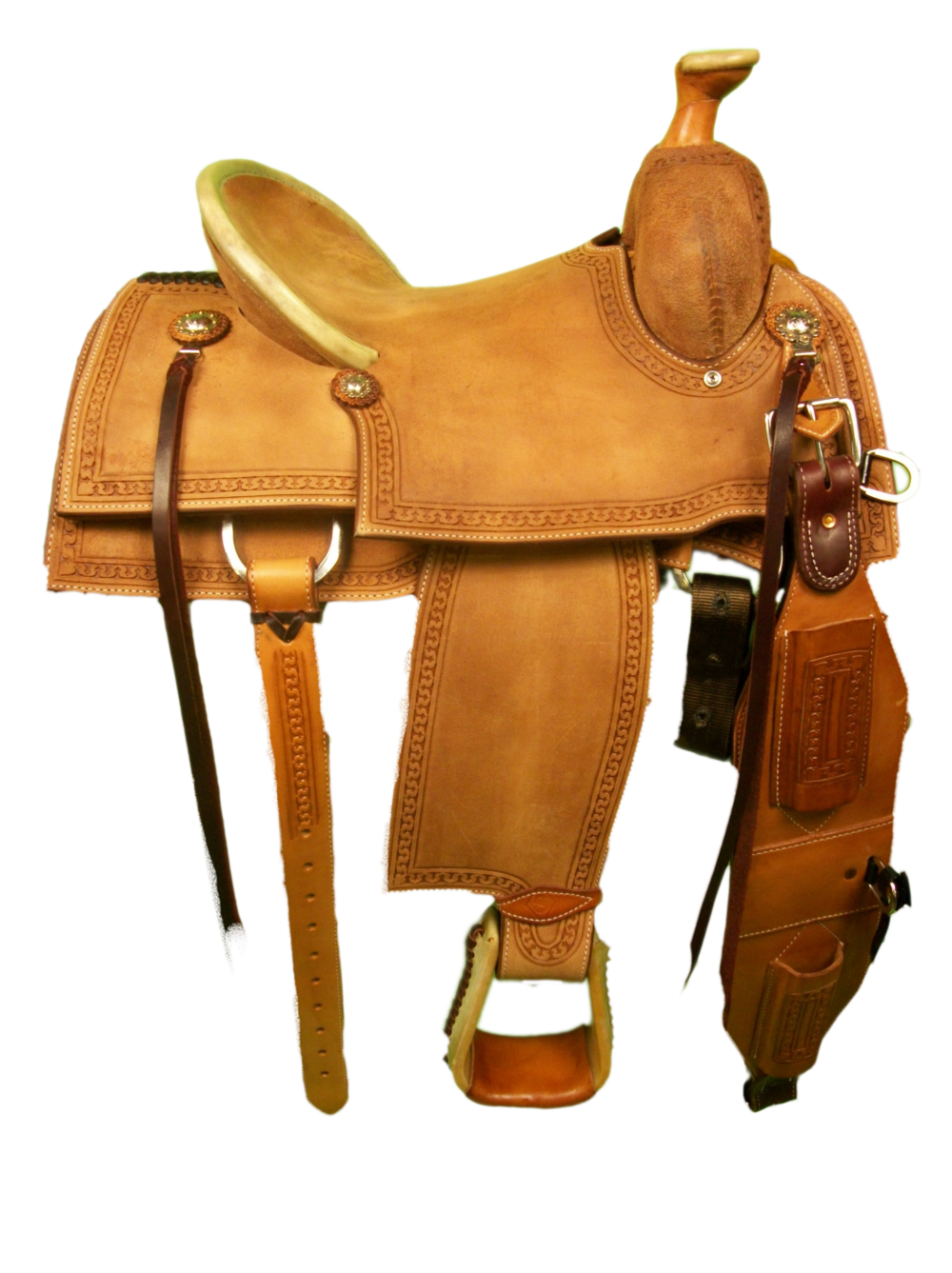 DS Series Ranch Saddles | In-Stock
