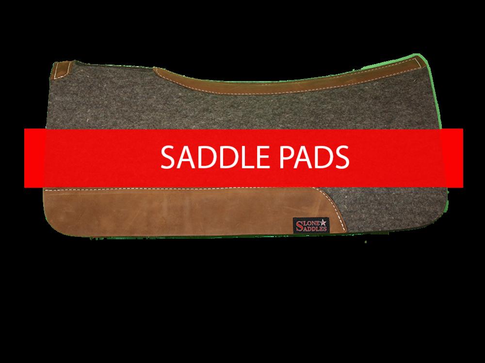 Saddle Pads