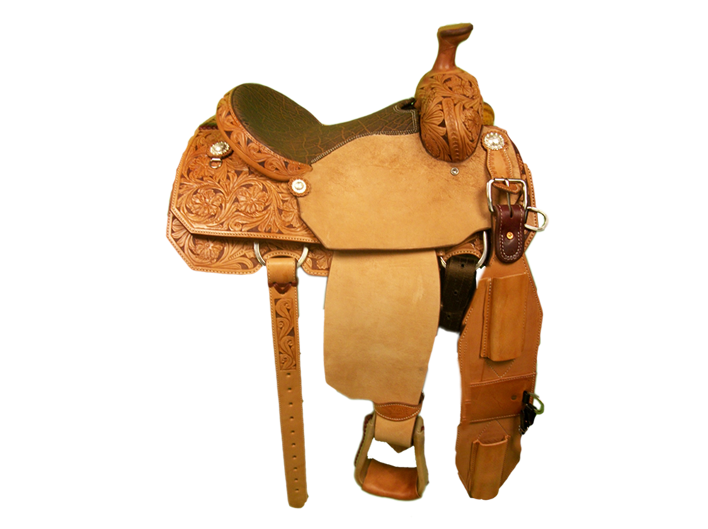 ALL-AROUND SADDLES
