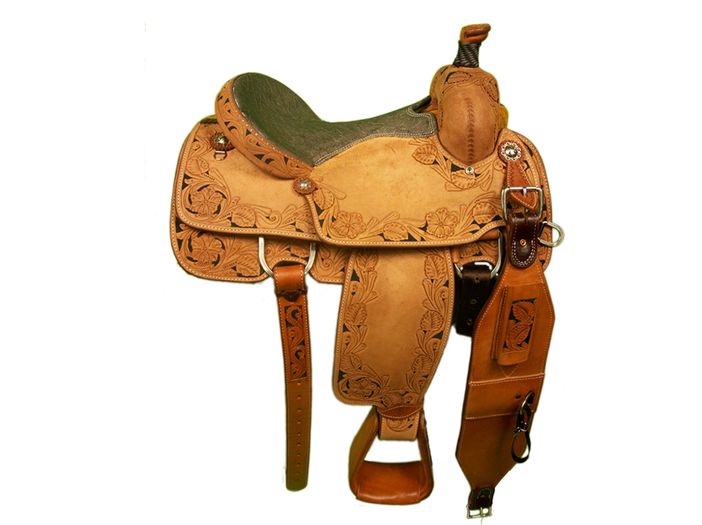DS Series Calf Roping Saddles | In-Stock