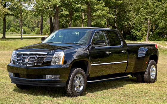 VS. Cadillac Truck