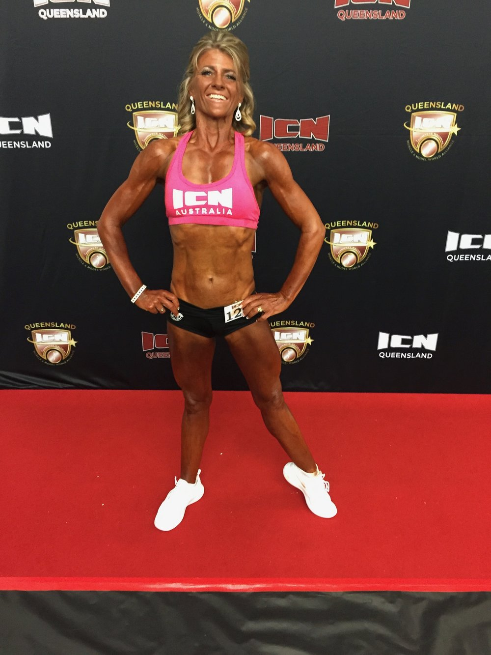 Vickie ICN 40+ Female Fitness