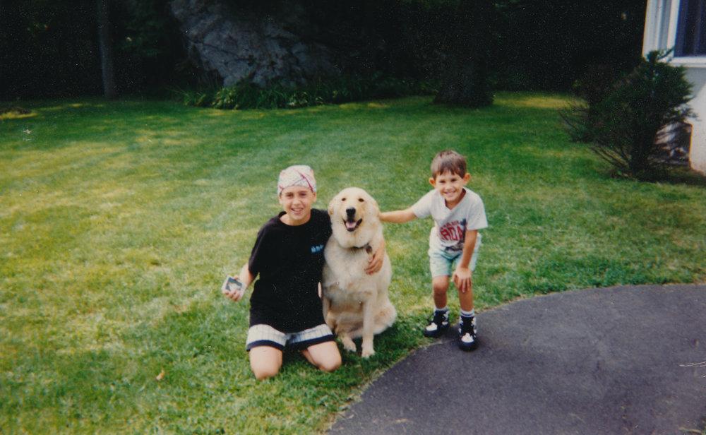 John & Sunny. 1996