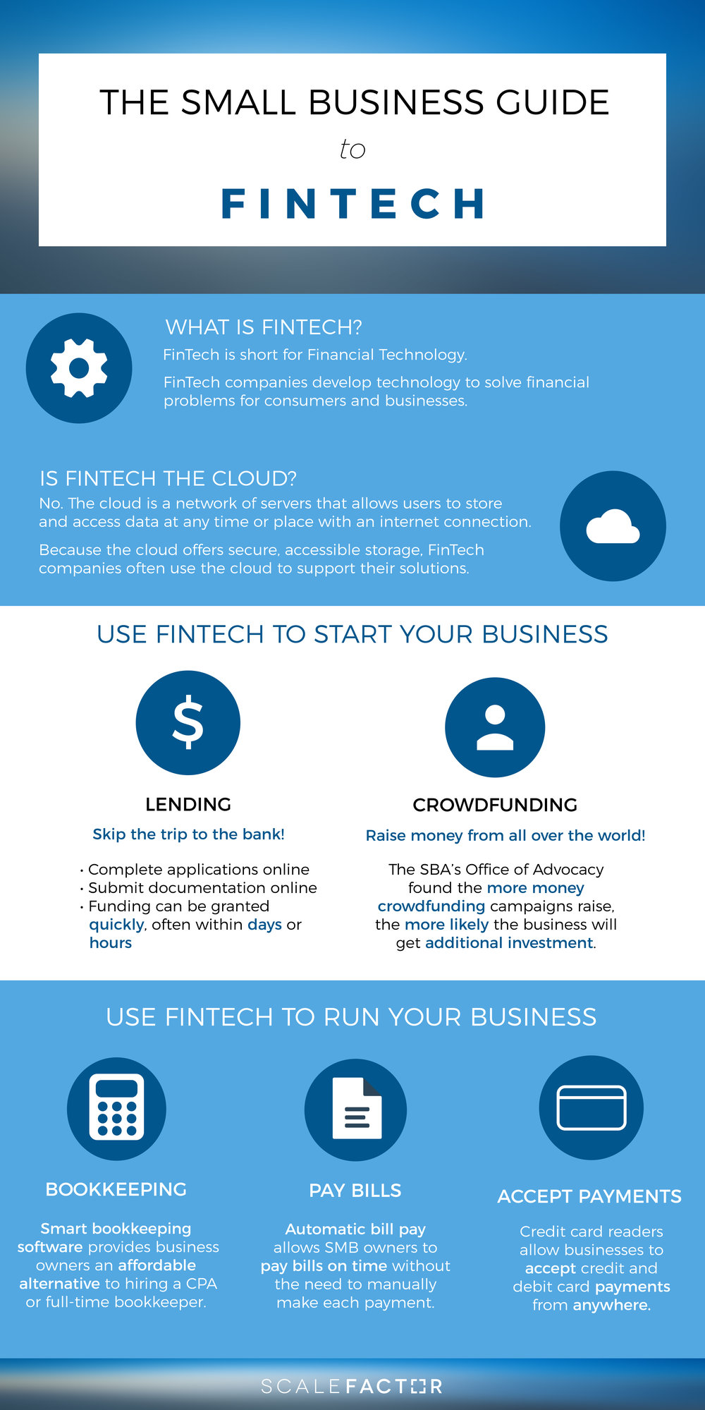 Small Business Guide to FinTech