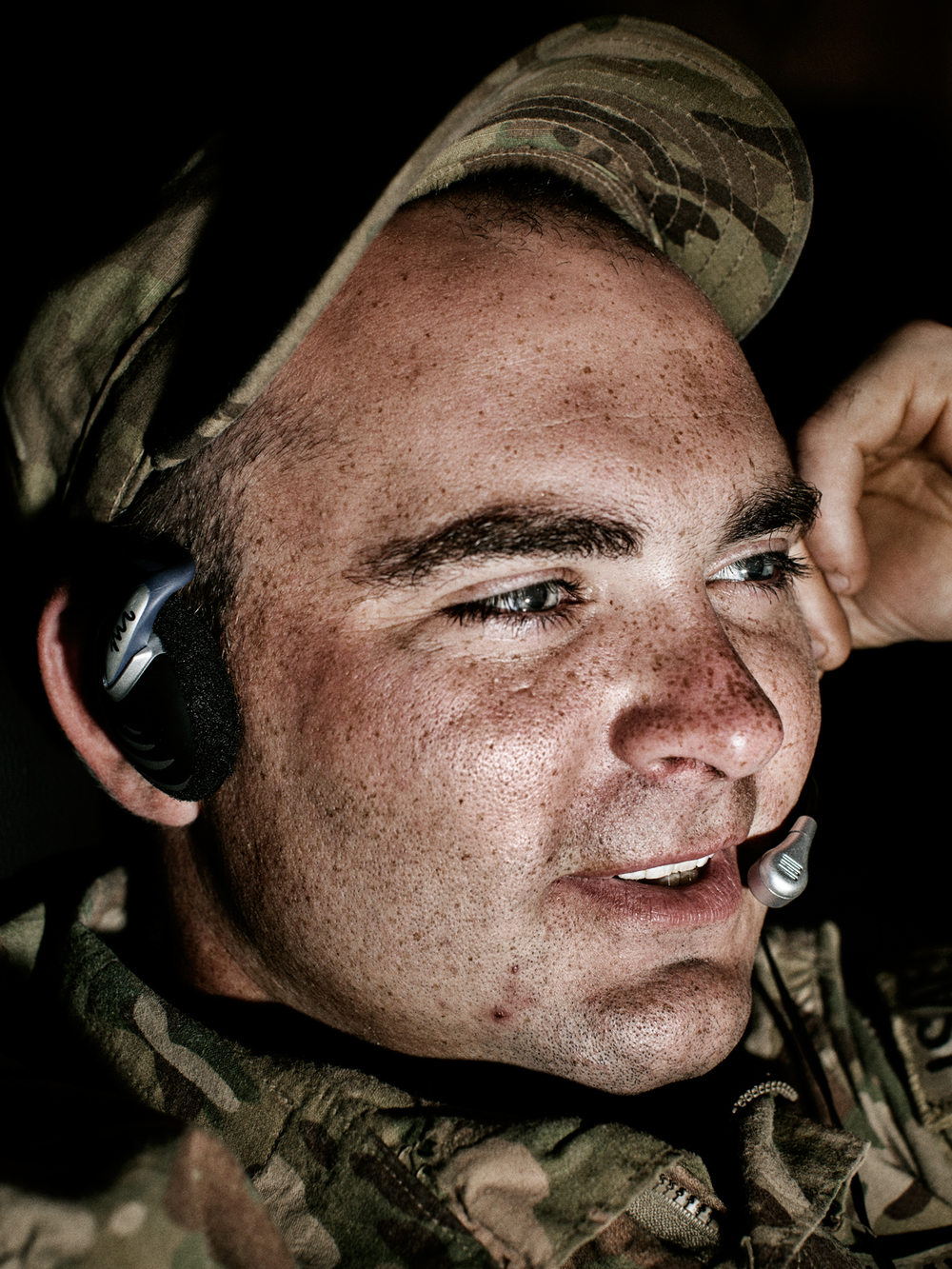 U.S. Army Sergeant Joshua Hadley.