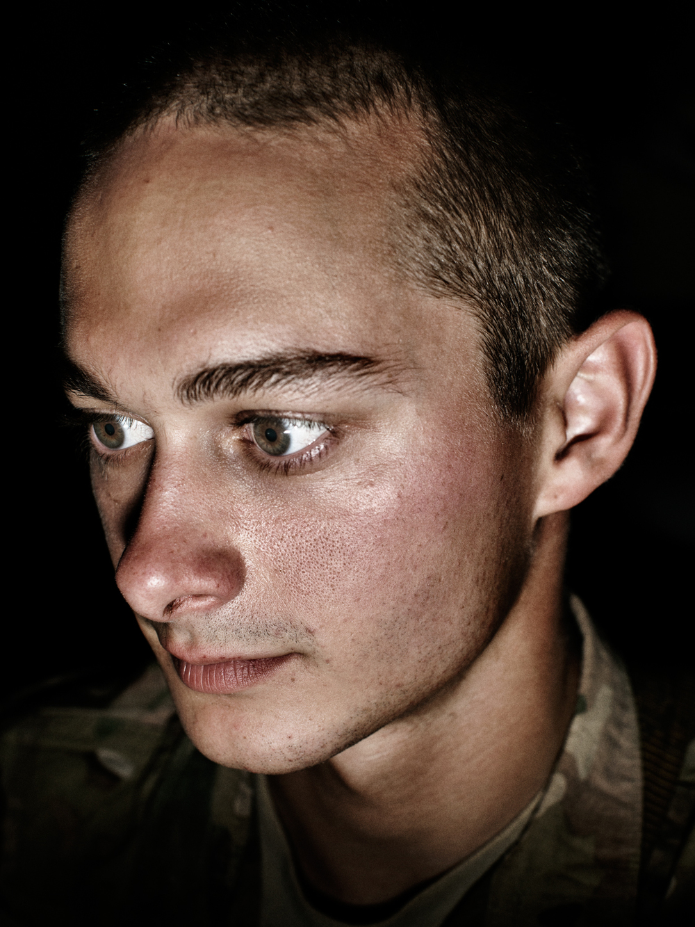 U.S. Army Private First Class Patrick Cork.