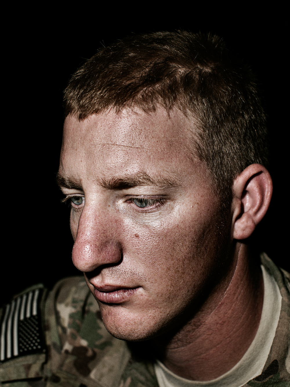 U.S. Army Private First Class Jeffrey Drake.