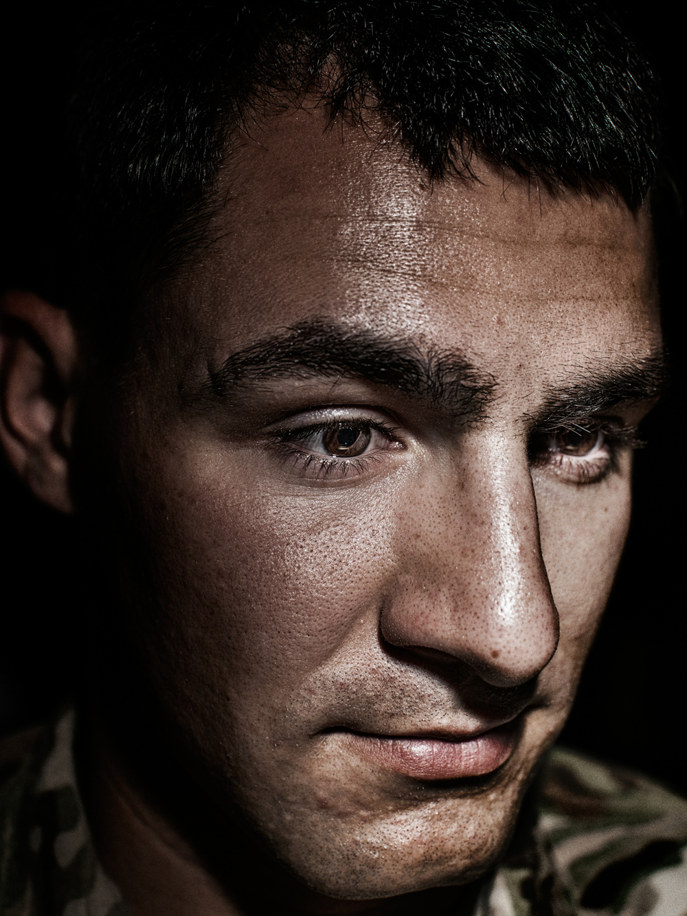 U.S. Army Specialist Ryan Michael Penix.