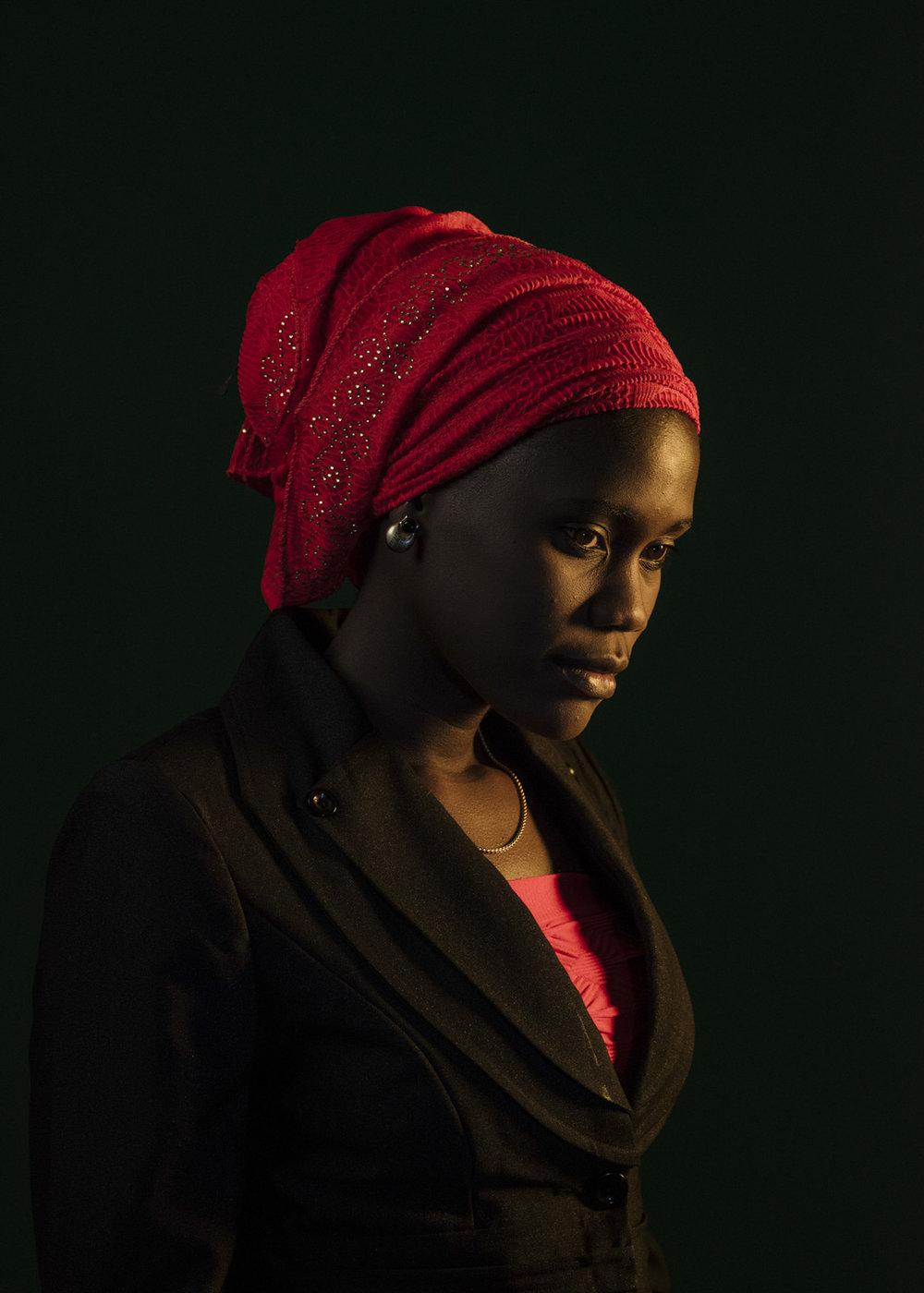 Deborah Andrawus, 'Chibok Girl' for  The New York Times