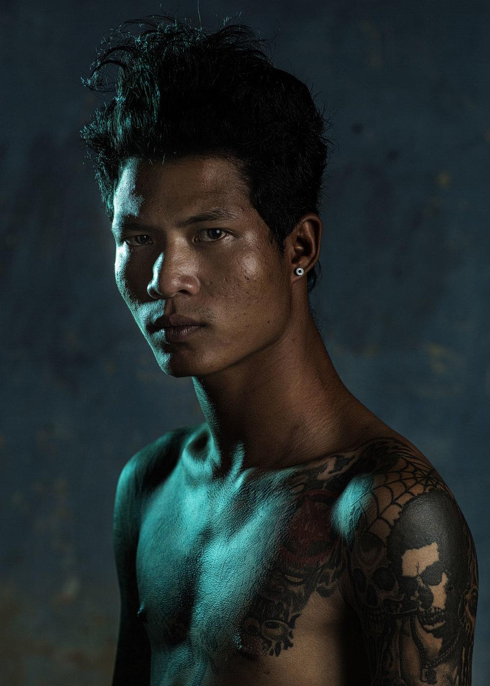 Punk, Myanmar