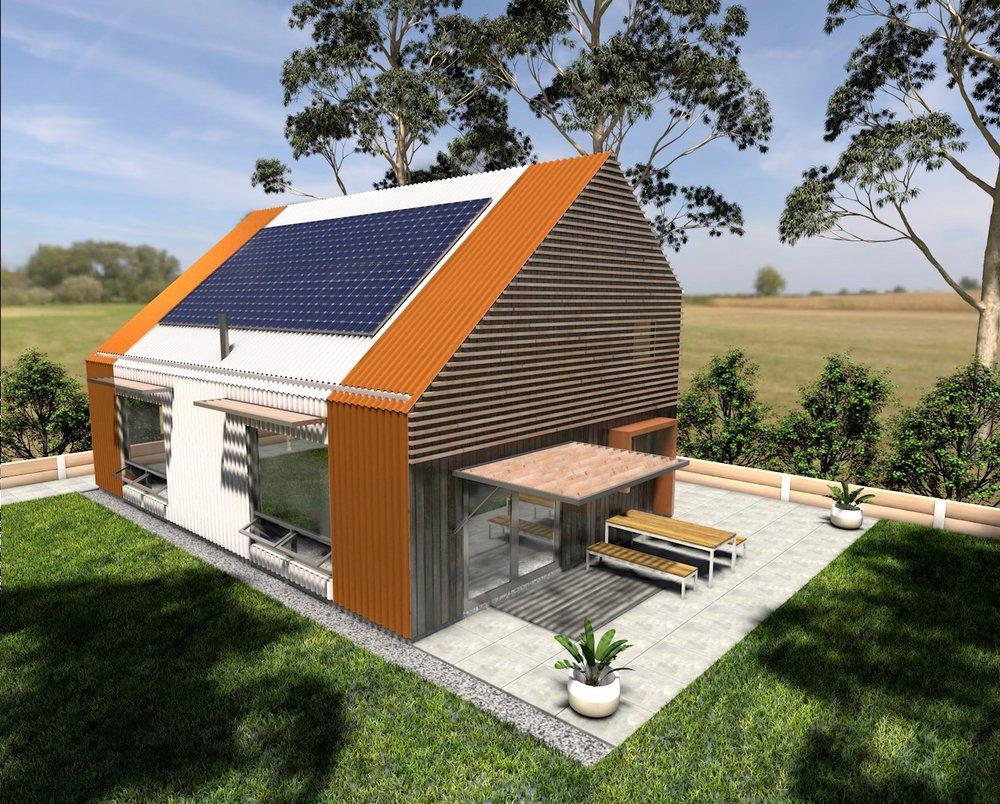 Barwon Downs House - Small loft home