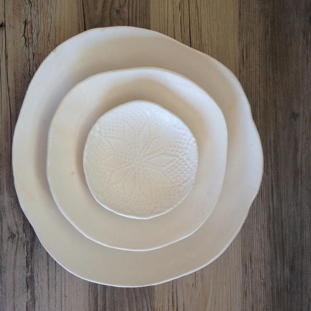 Handmade Ceramic Plates Images