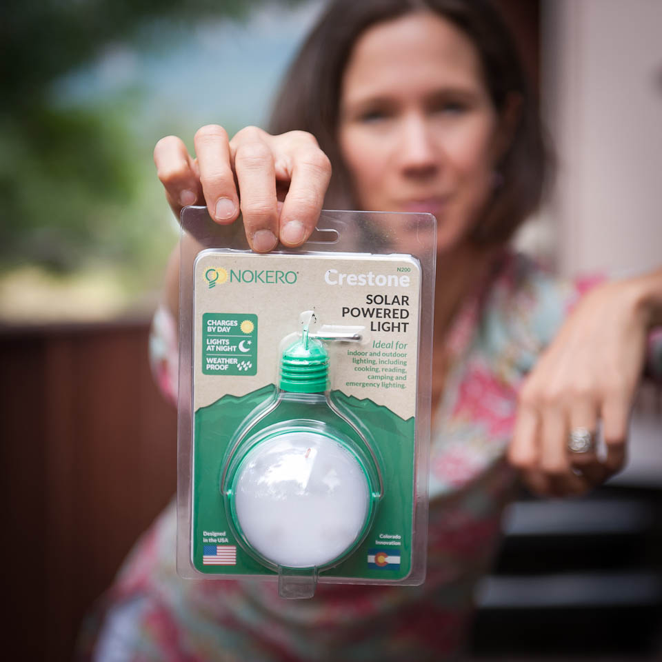 Nokero solar light bulbs empower students to study at night