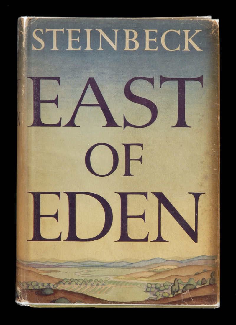 Set in the rich farmland of California's Salinas Valley, this sprawling and often brutal novel follows the intertwined destinies of two families—the Trasks and the Hamiltons—whose generations helplessly reenact the fall of Adam and Eve and the poisonous rivalry of Cain and Abel. Here Steinbeck created some of his most memorable characters and explored his most enduring themes: the mystery of identity; the inexplicability of love; and the murderous consequences of love's absence. (9/10)