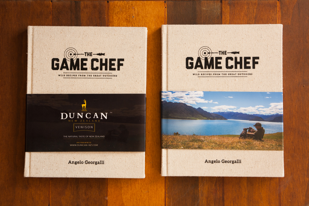 The Game Chef – Customised Wrap