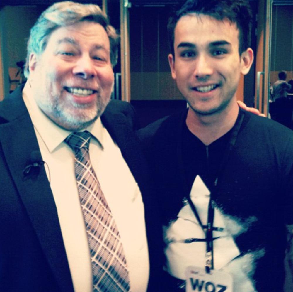 Steve Wozniak, Cofounder of Apple