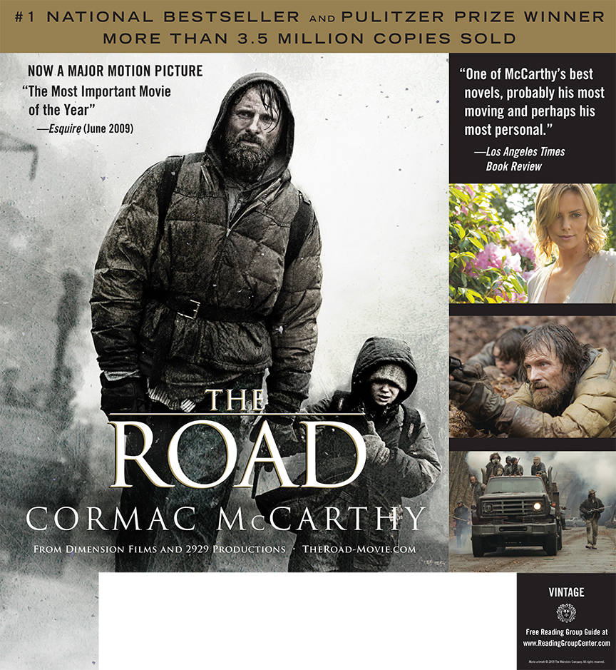 Pulitzer Prize-winning novel by Cormac McCarthy was turned into a feature film starring Viggo Mortensen. I worked directly with Dimension Films while working on this campaign.