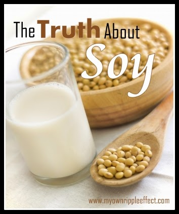 Soy - Part Five Should Kids Eat Soy 2