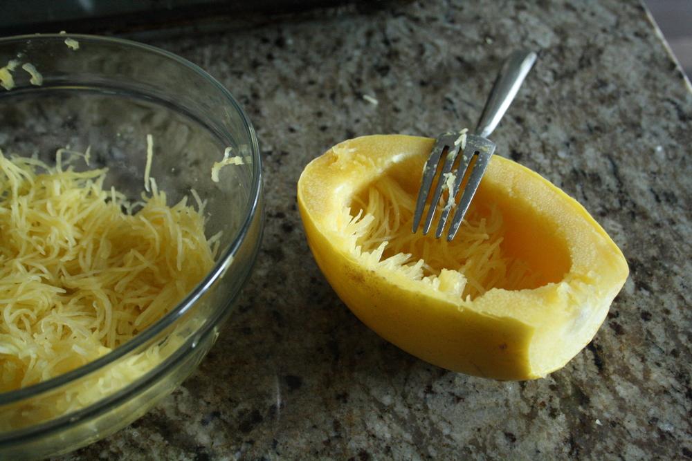 How to Cook Spaghetti Squash 6