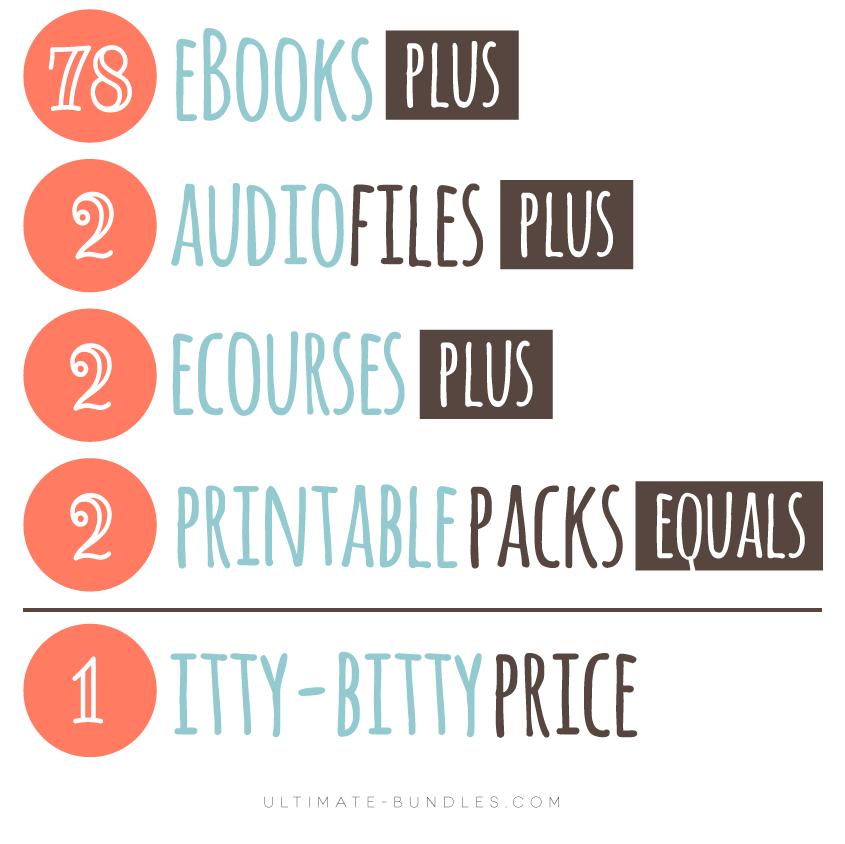 The ULTIMATE Homemaking Bundle! 5