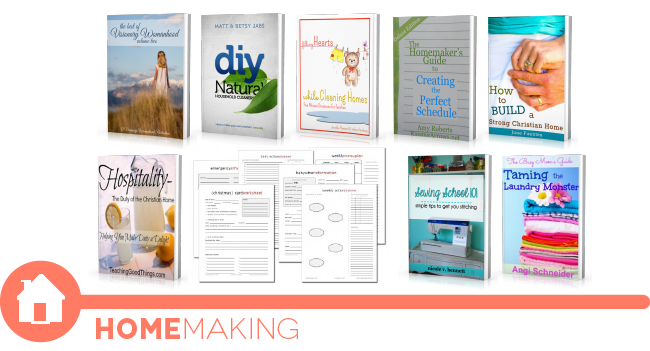 The ULTIMATE Homemaking Bundle! 7