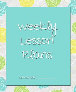 Planning My Homeschool Year 2014-2015 3