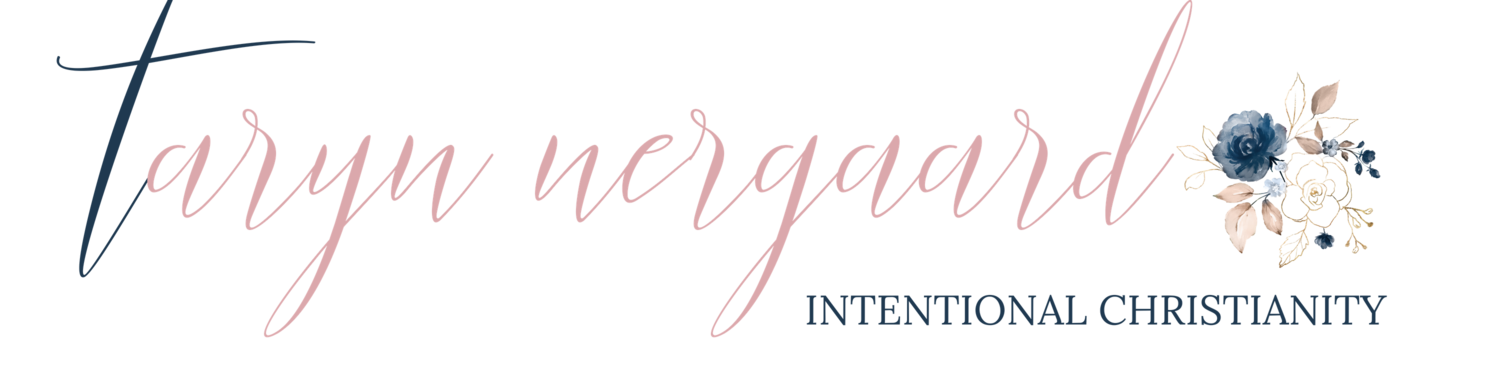 Taryn Nergaard | Intentional Christianity