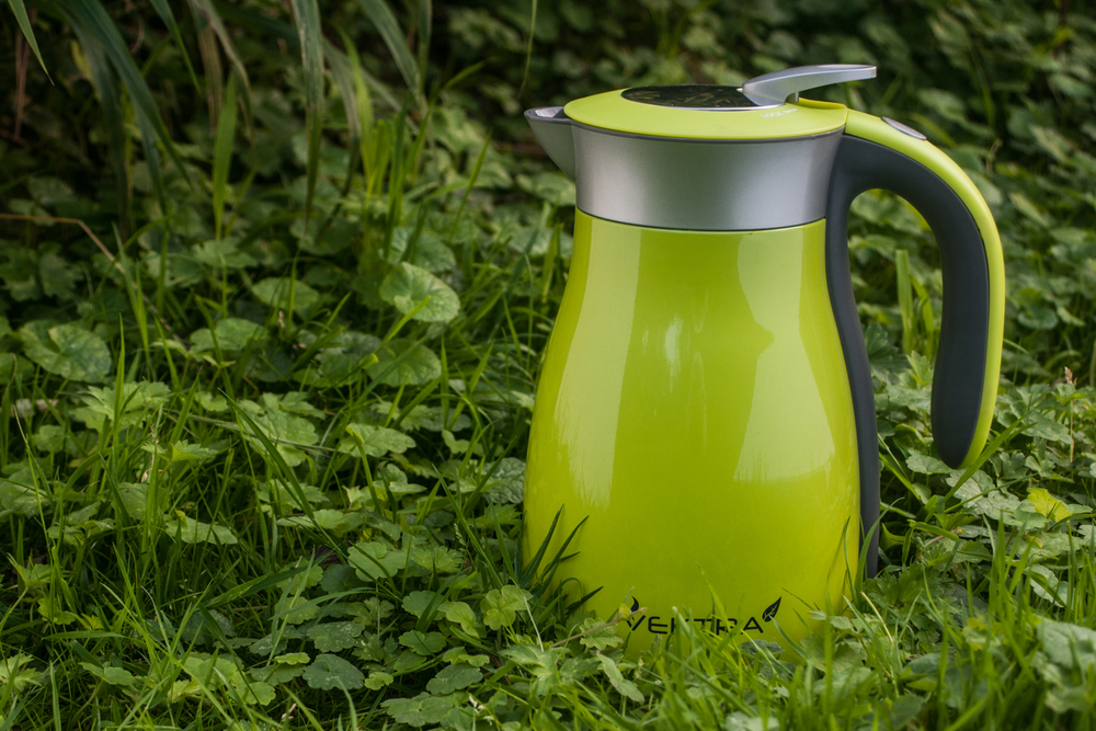 The green Green kettle