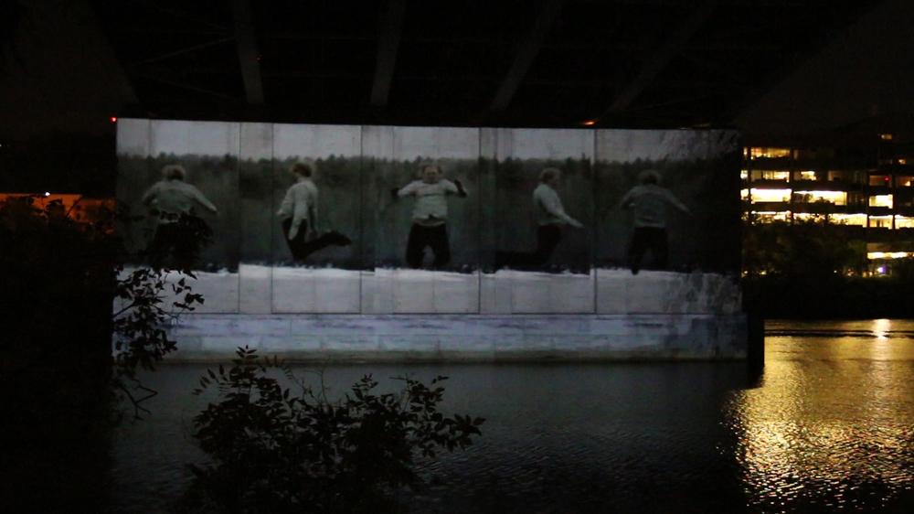 Ben Moren, River Suspension (Analysis), 2015