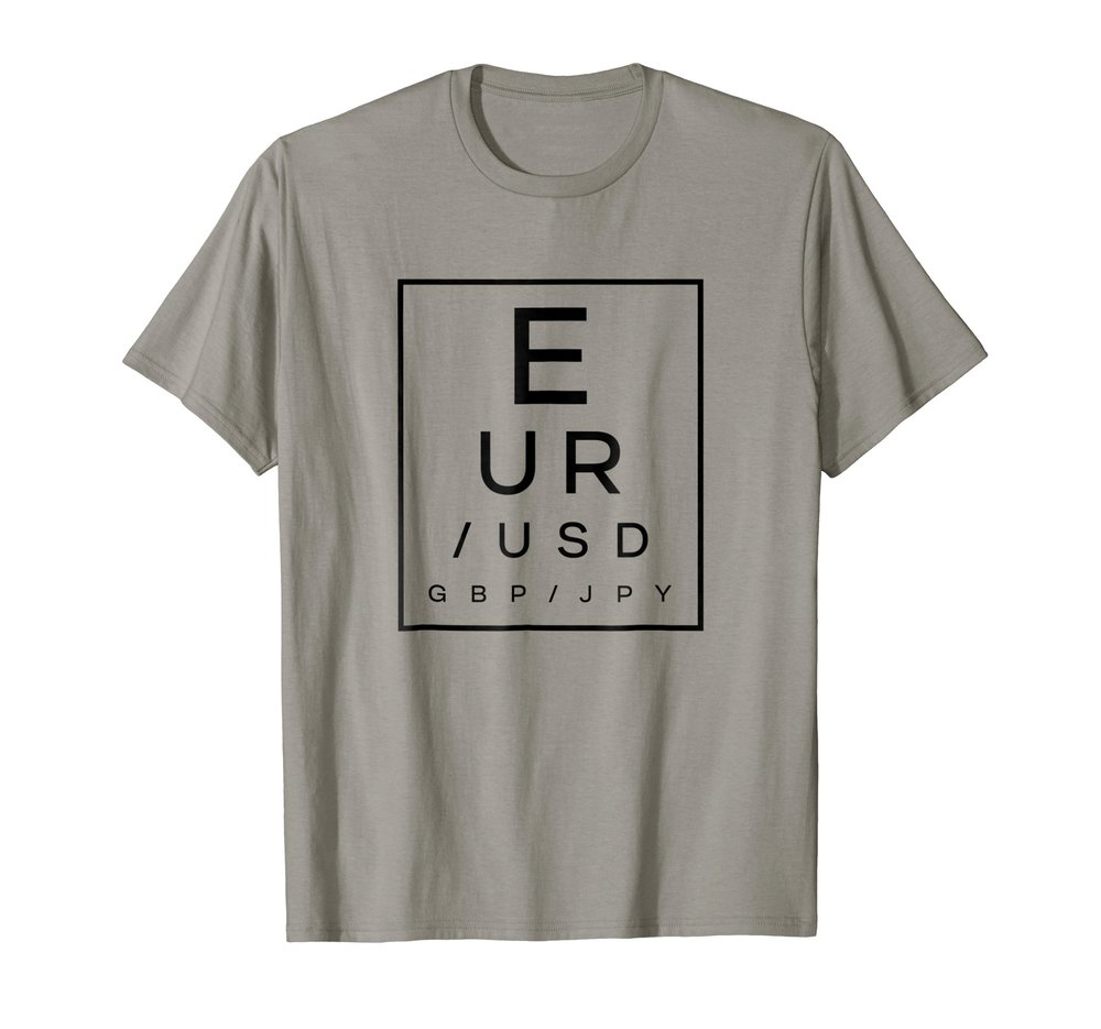 Forex Eye Chart T-Shirt