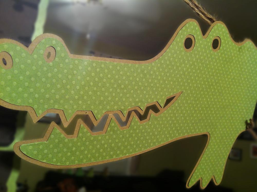 Gator Banner