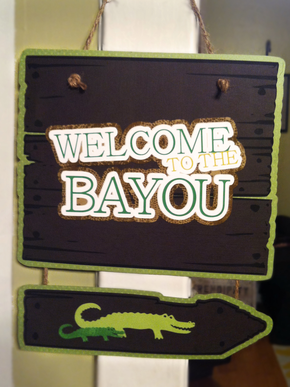 Welcome to the Bayou
