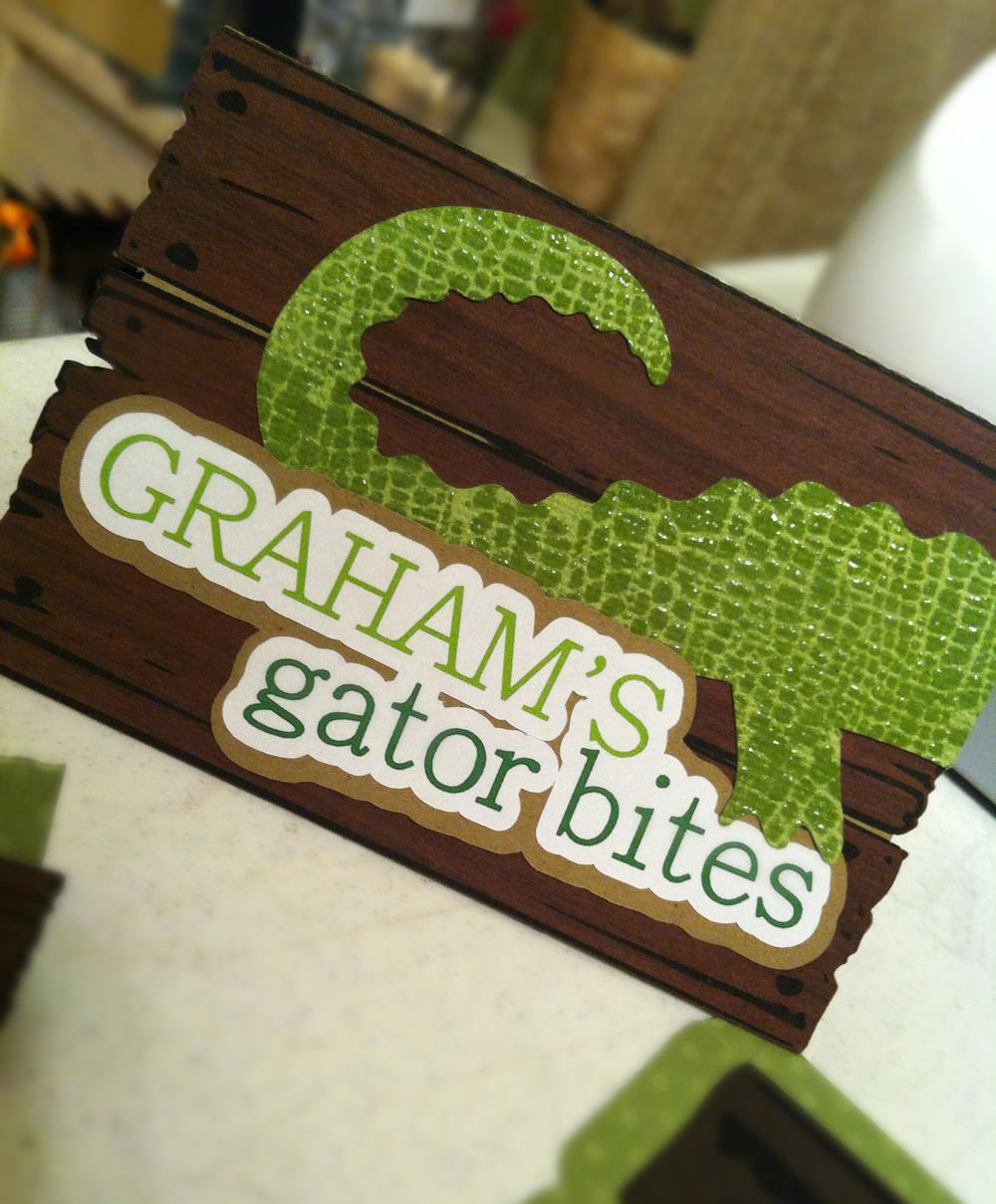 Gator Bites