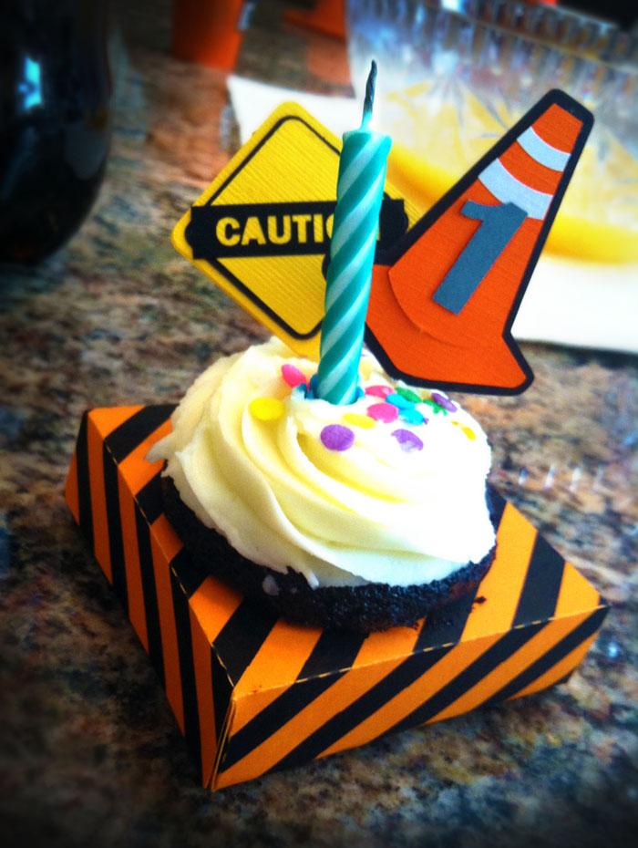 BSAZ CREATES   DANGER BABY CUSTOM BIRTHDAY   SMASH CAKE