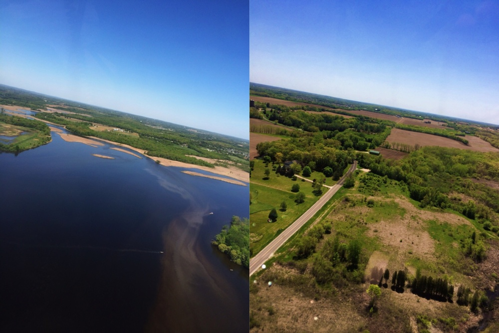 Waterford Wisconsin Arial Shot | Serendipity Farms | Hippie Tom