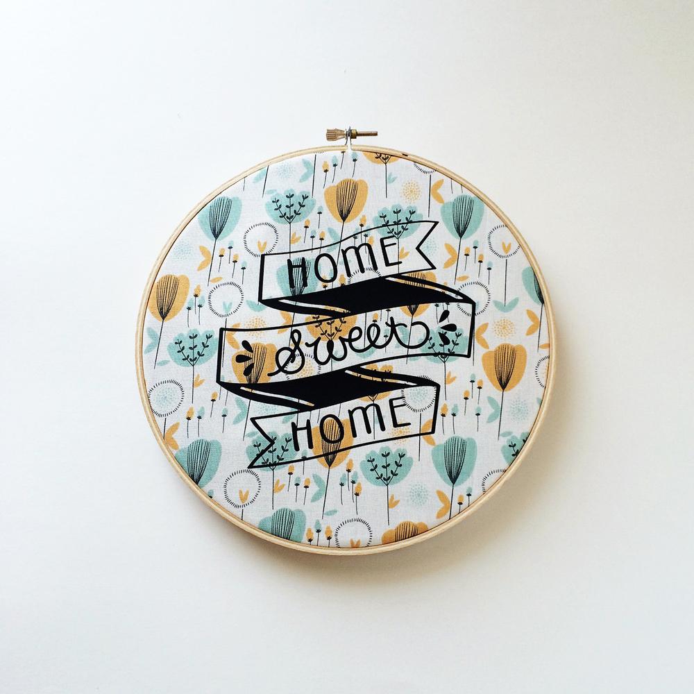Brittany Sazonoff for Silhouette America | Home Decor Tutorial