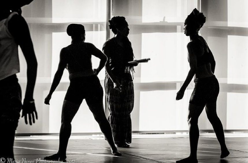 Choreo-Poem Workshop, Trinidad