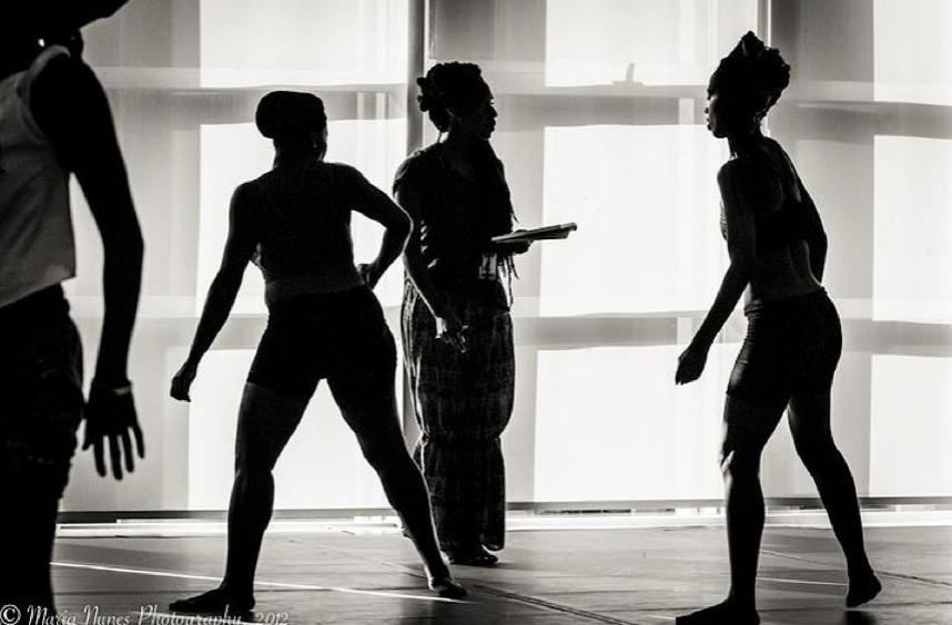 Choreo-Poem Workshop, Trinidad