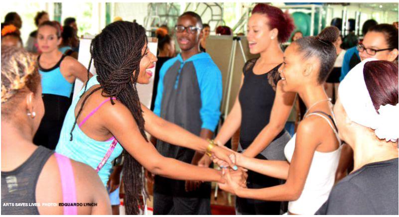 Spoken Word Master Class, St. Maarten