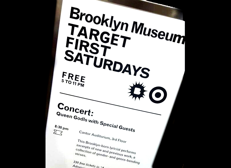 EXCERPTS IN CONCERT AT BROOKLYN MUSEUM