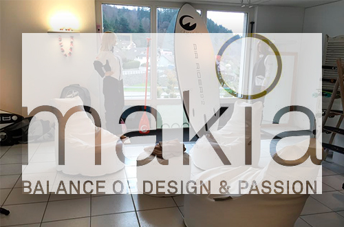 Makia   Direct Sales & Distribution  Bernstrasse 295 CH-3627 Heimberg Switzerland ☎: +41 79 888 02 92  www.makia.ch