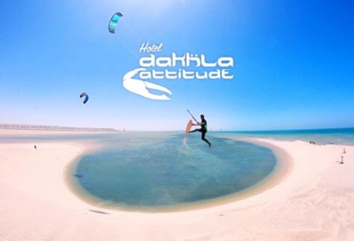 Dakhla Attitude 11 Avenue Al Moukawama, BP41 Oued Eddahab Dakhla ☎:++212 (0)661 835 010