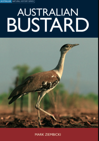 Australian Bustard - Australian Natural History Series, CSIRO Publishing . Book includes photos from several contributing photographers