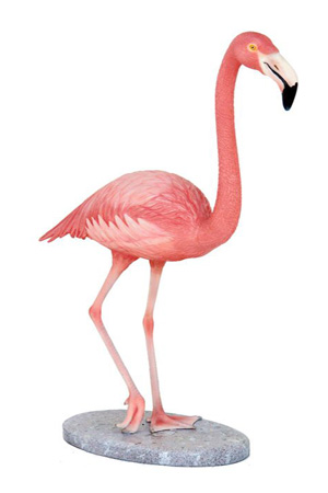 Life Sized 3D Flamingo (2 available)