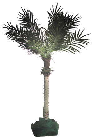 Palm Tree Tablecentres  Approx 1.5m tall